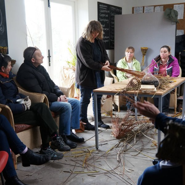 2017 Workshop- Working with Willow with Clare Revera